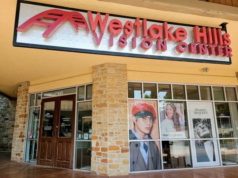 Westlake Hills Vision Center Exterior