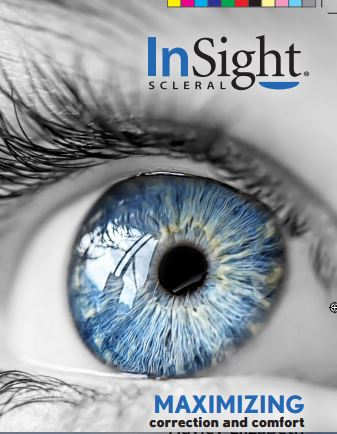 Insight Scleral lens logo